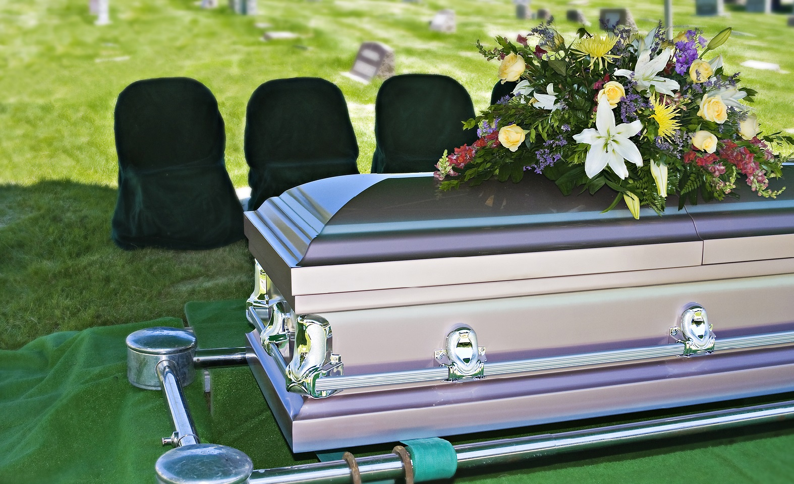 похоронное бюро
